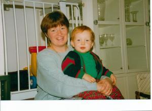 Sam aged 2 001