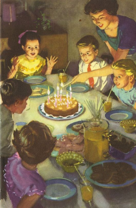 All children deserve the thrill of receiving a birthday cake