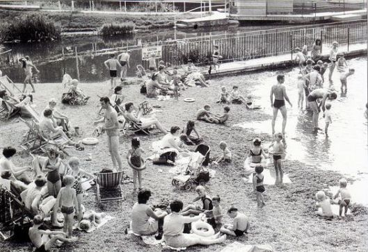 fishponds lido